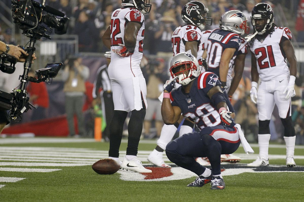 Patriots-Falcons final score: Observations from New England's 23-7 win over  Atlanta - Pats Pulpit