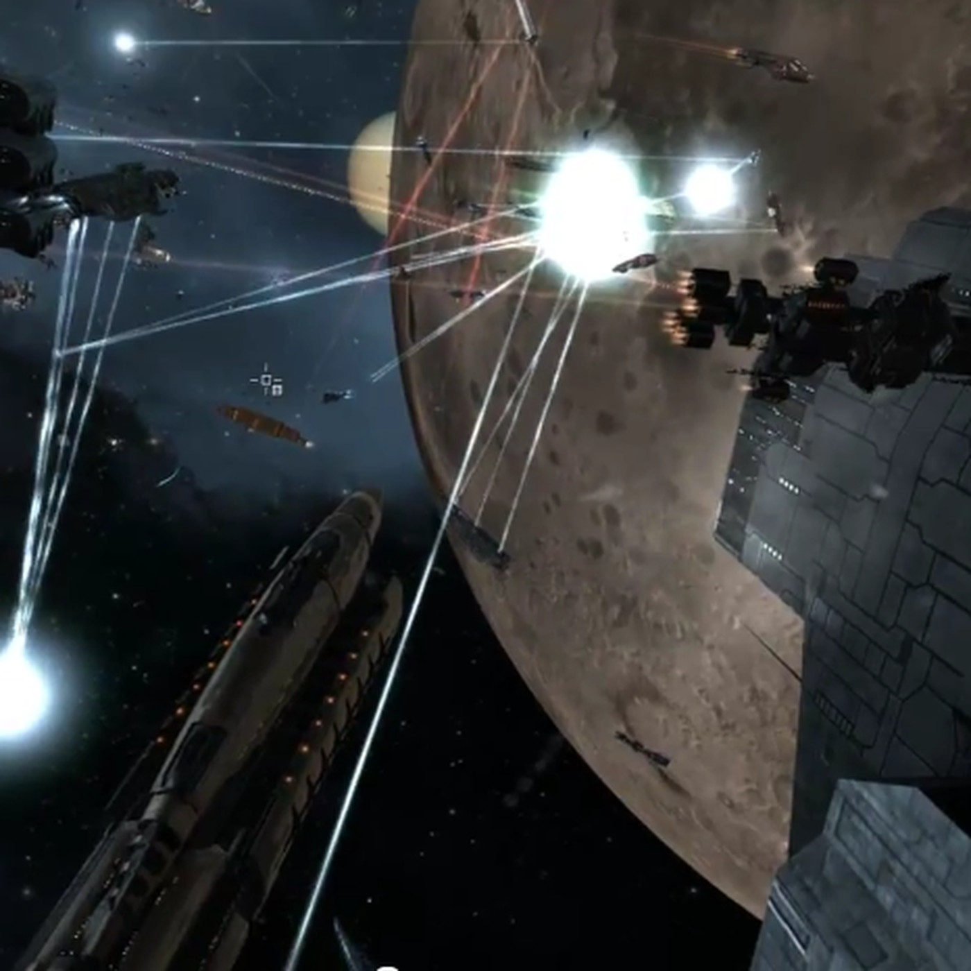 EVE Online' economy attacked by massive alliance of players