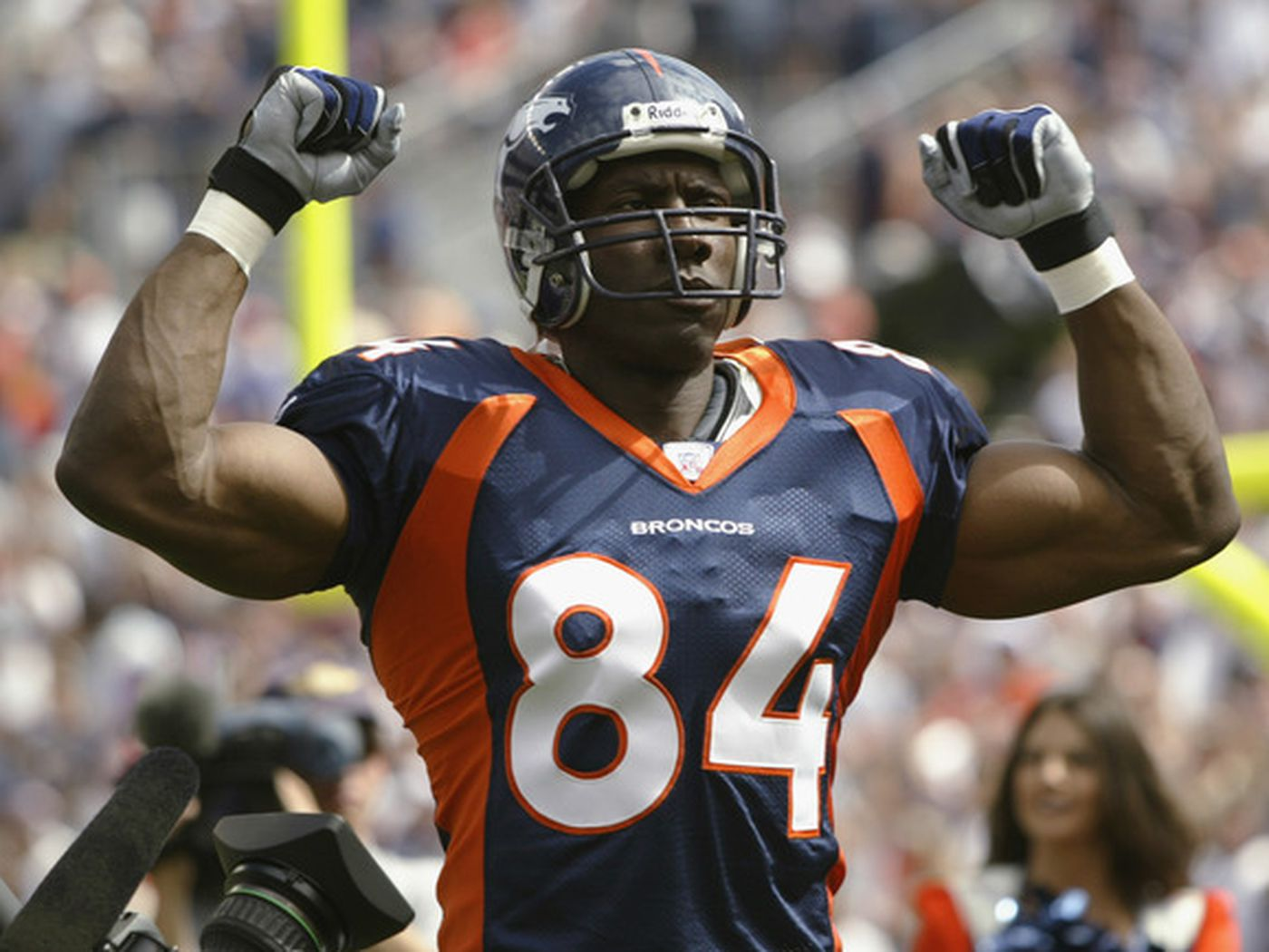 Denver Broncos Countdown to Kickoff 84 Days: Shannon Sharpe - Mile High  Report