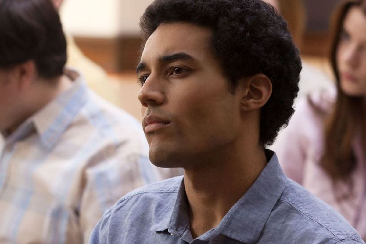 Devon Terrell plays a young Barack Obama in the upcoming Netflix original Barry.