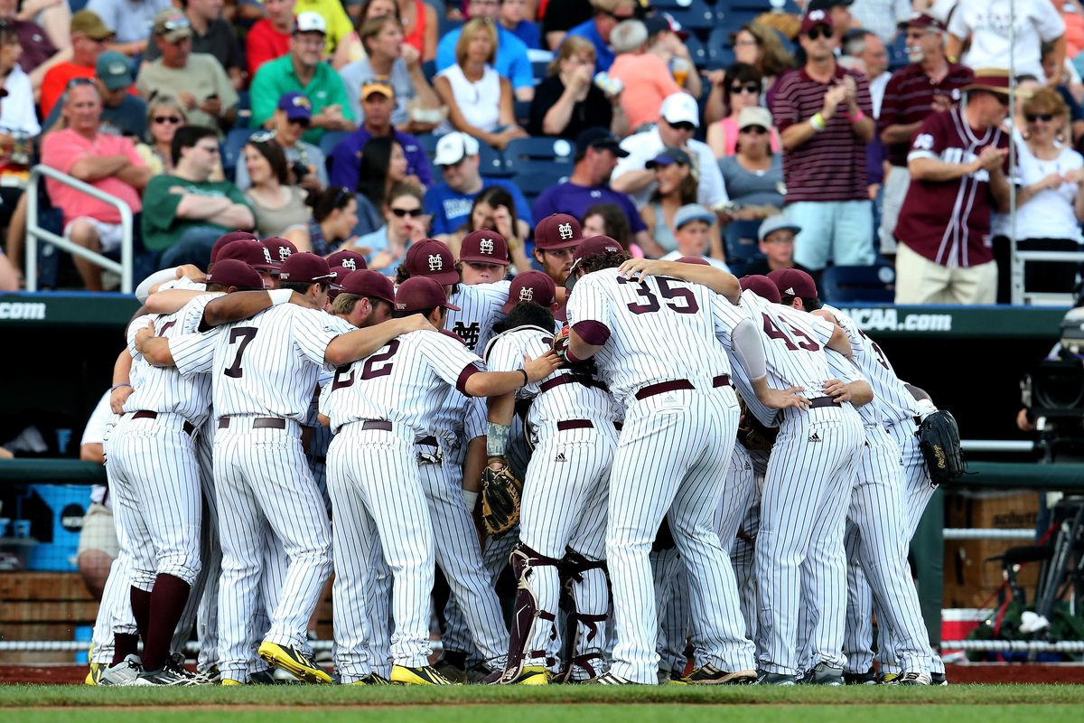 Mississippi State Baseball: Updated Rankings - For Whom ...