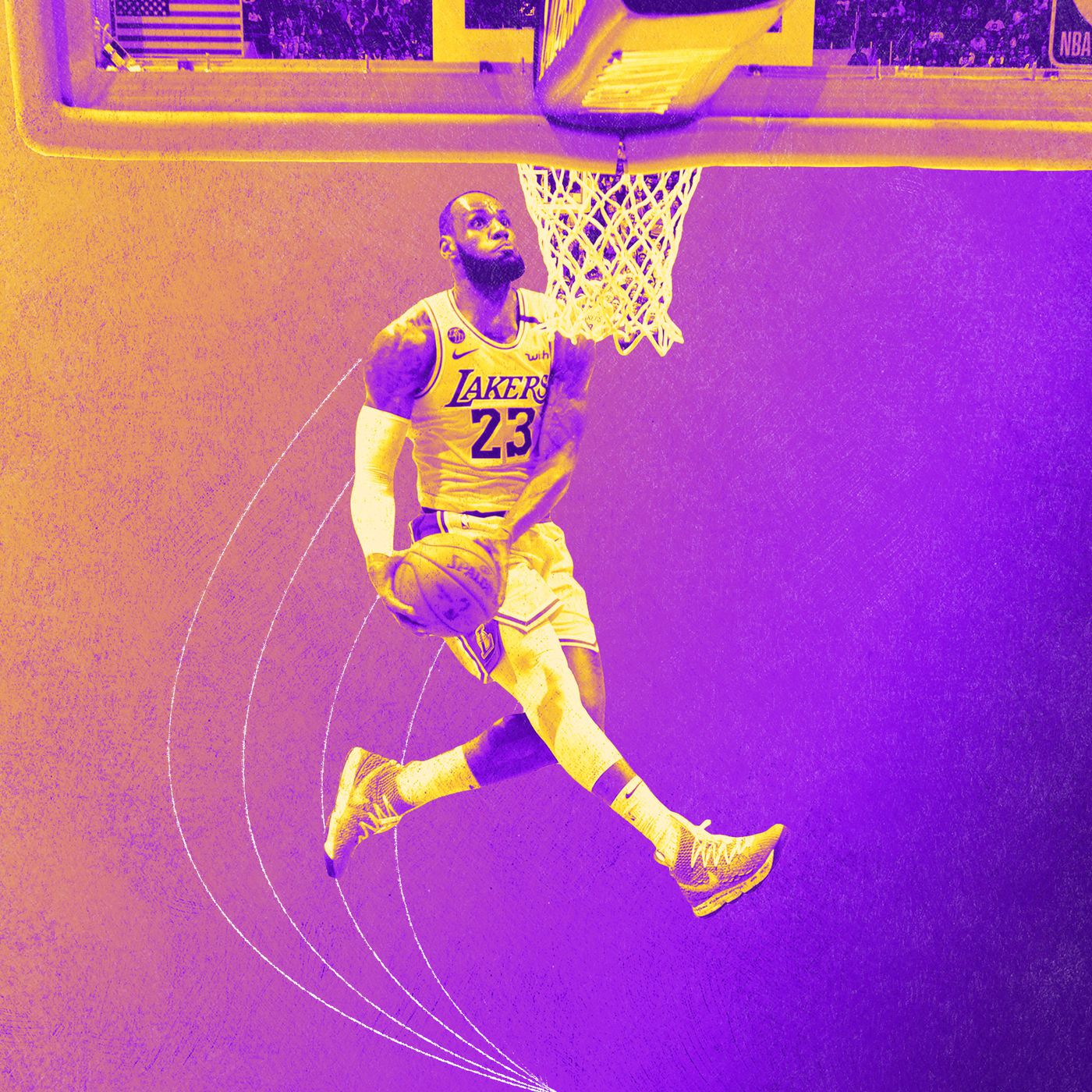 Defining Moments Of The Nba Season One Lebron Dunk Becomes The Perfect Kobe Tribute The Ringer