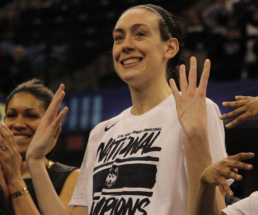 Photos: UConn Women's Basketball 2016 National Championship On-Court Celebration