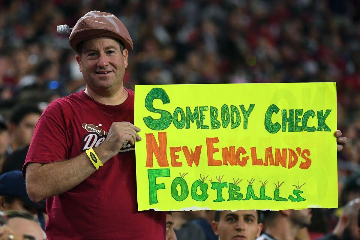 New England Patriots v Arizona Cardinals