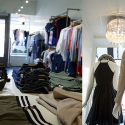 """Heidi Says has three stellar boutiques on Fillmore. For apparel, visit the <a href=""""http://www.heidisays.com/heidisays-collections"""">Collection Boutique</a>, (2426 Fillmore Street), or the <a href=""""http://www.heidisays.com/heidisays-casual"""">Casual Boutique"""