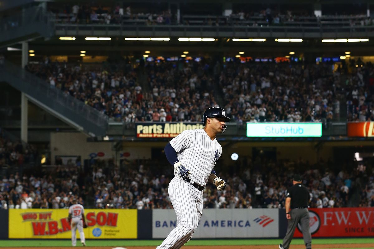 Reliving the New York Yankees dominance over the Baltimore Orioles