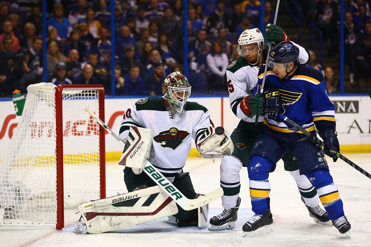 Minnesota Wild v St Louis Blues - Game Five
