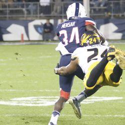 Missouri Tigers vs UConn Football