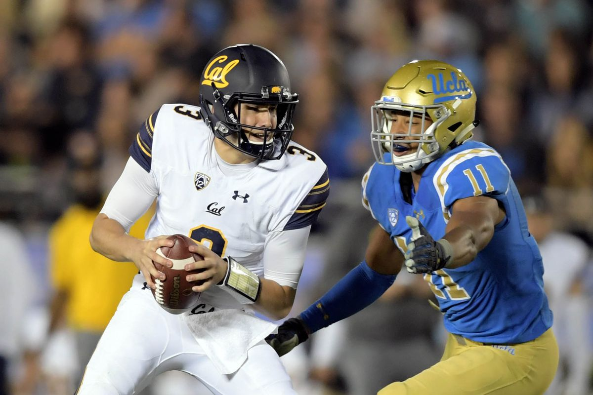 low cost 39ba7 19c7d UCLA Bruins Football 2018 Opponent Preview: California ...