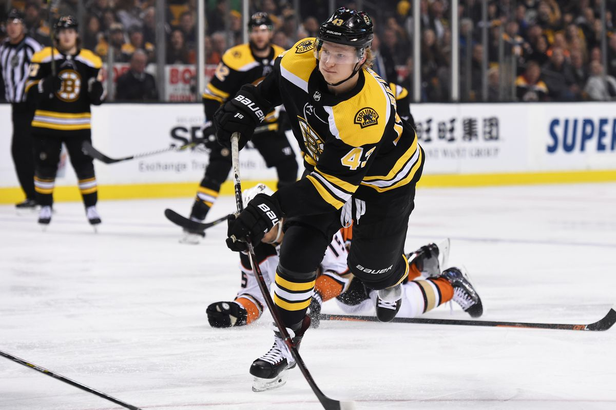 NHL: Anaheim Ducks at Boston Bruins