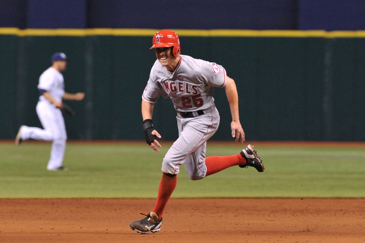 Angels reunite with Peter Bourjos, inking him to a minor league deal