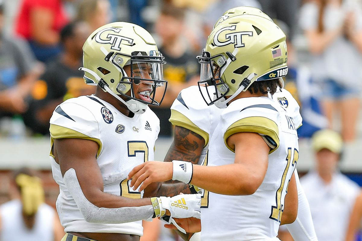 COLLEGE FOOTBALL: SEP 11 Kennesaw State at Georgia Tech