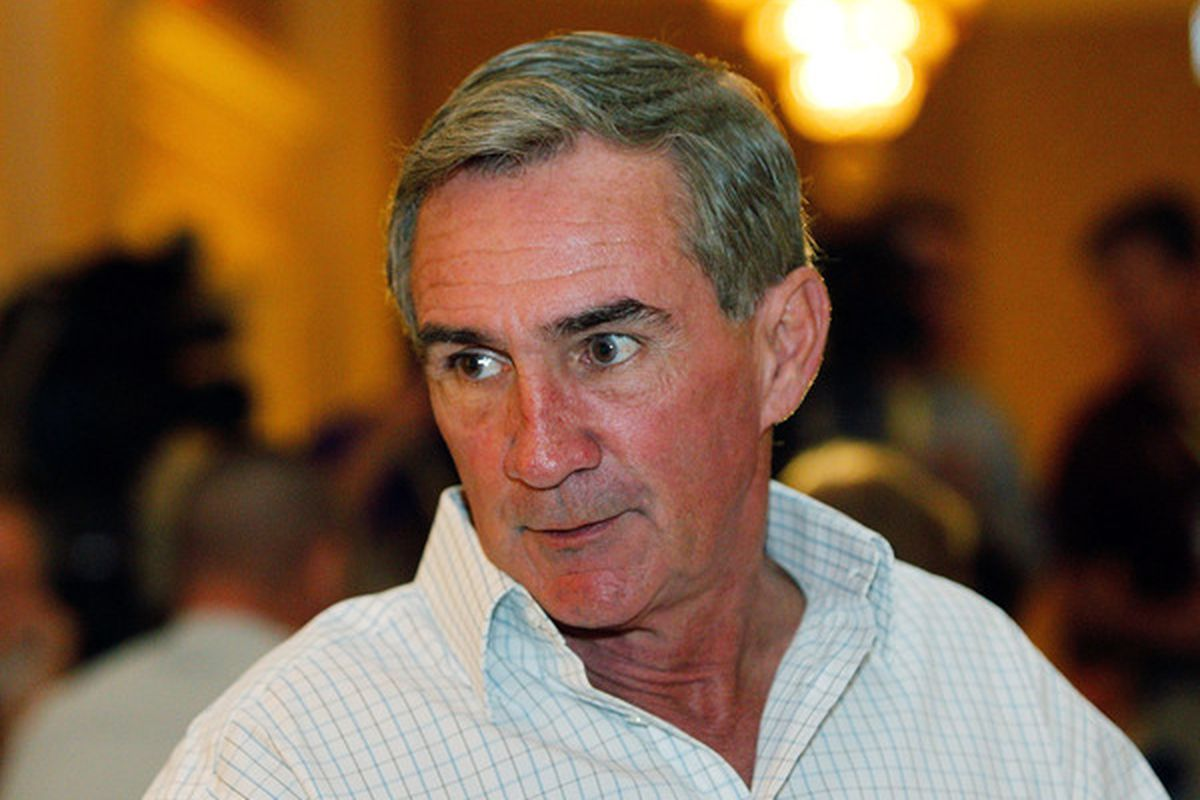 Will Mike Shanahan make the bold call and stock pile draft picks at the cost of trading out of the first round?