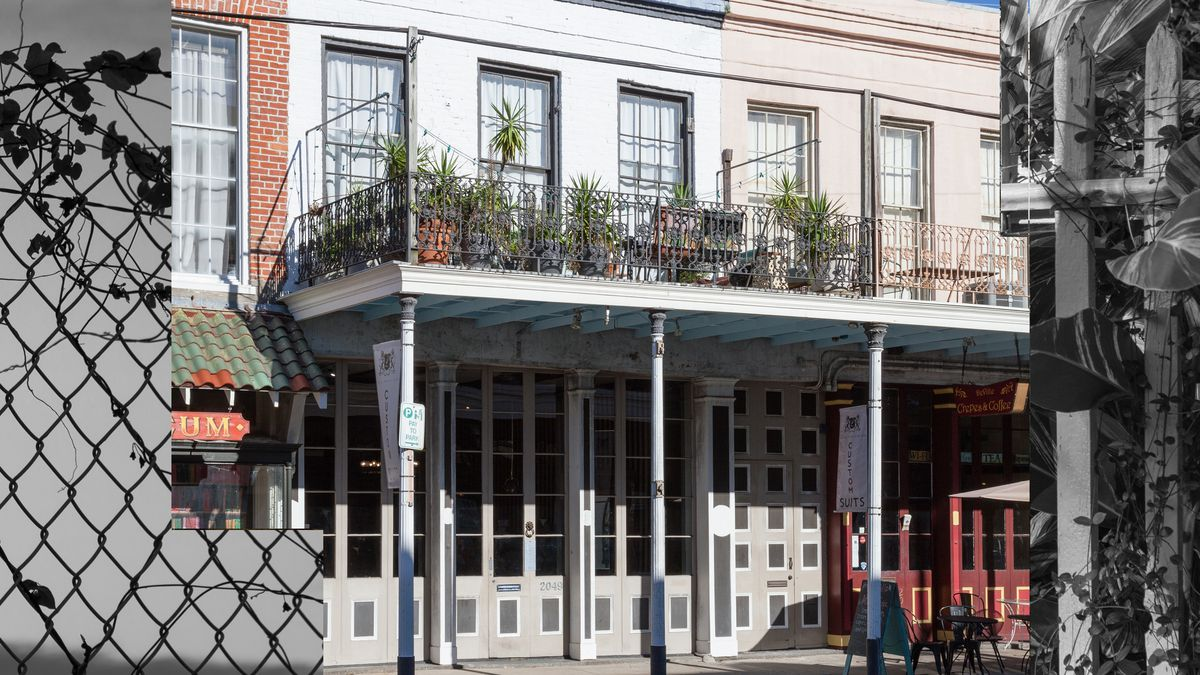New Orleans's Lower Garden District is a preservationist paradise. '