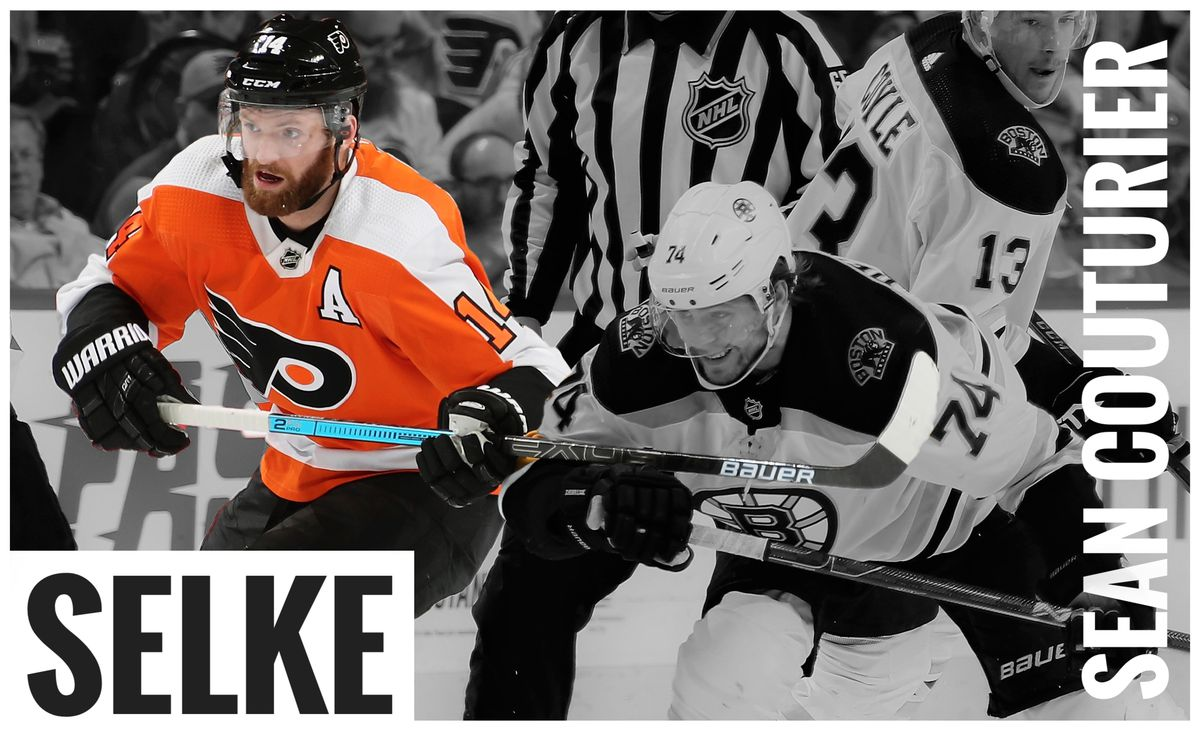 2019-20 On The Forecheck Selke Winner: Sean Couturier