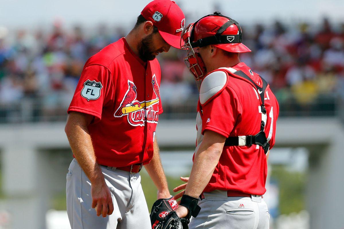 MLB: Spring Training-St. Louis Cardinals at Boston Red Sox
