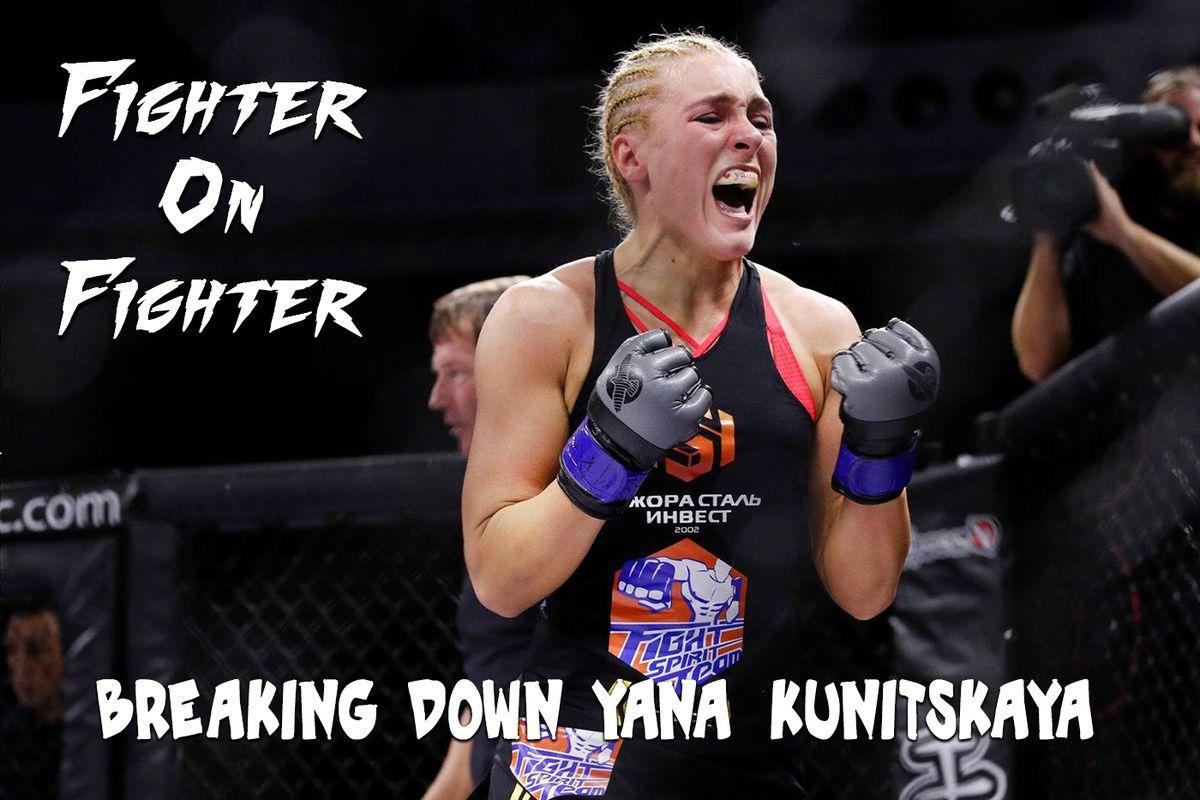 Yana Kunitskaya