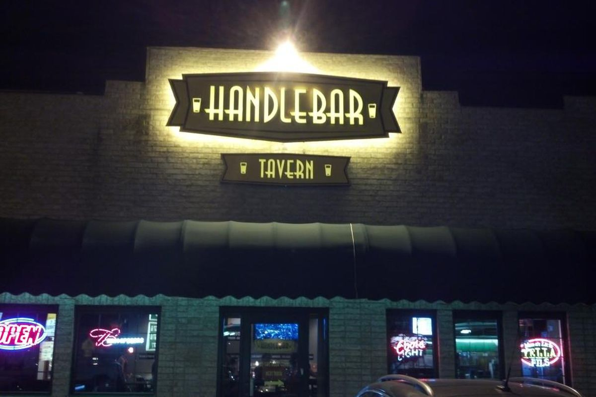 The former Handle Bar space