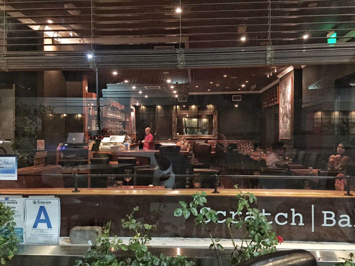 Scratch Bar Last Night