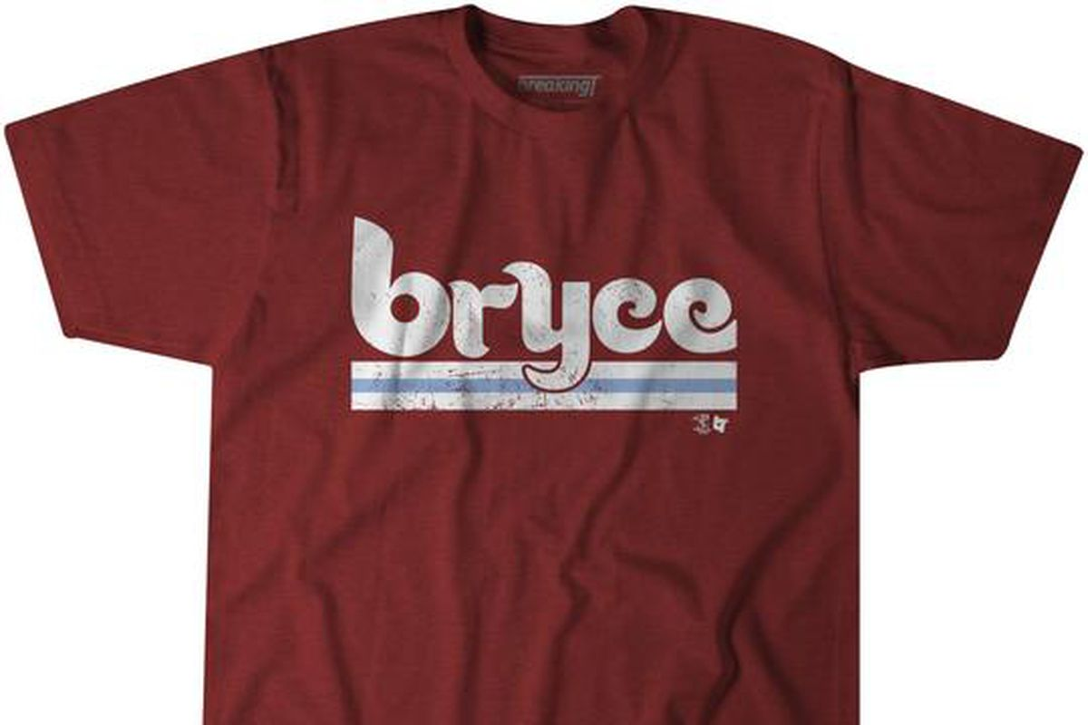 1e1c02a2 Phillies sign Bryce Harper, and you can celebrate with new merch ...