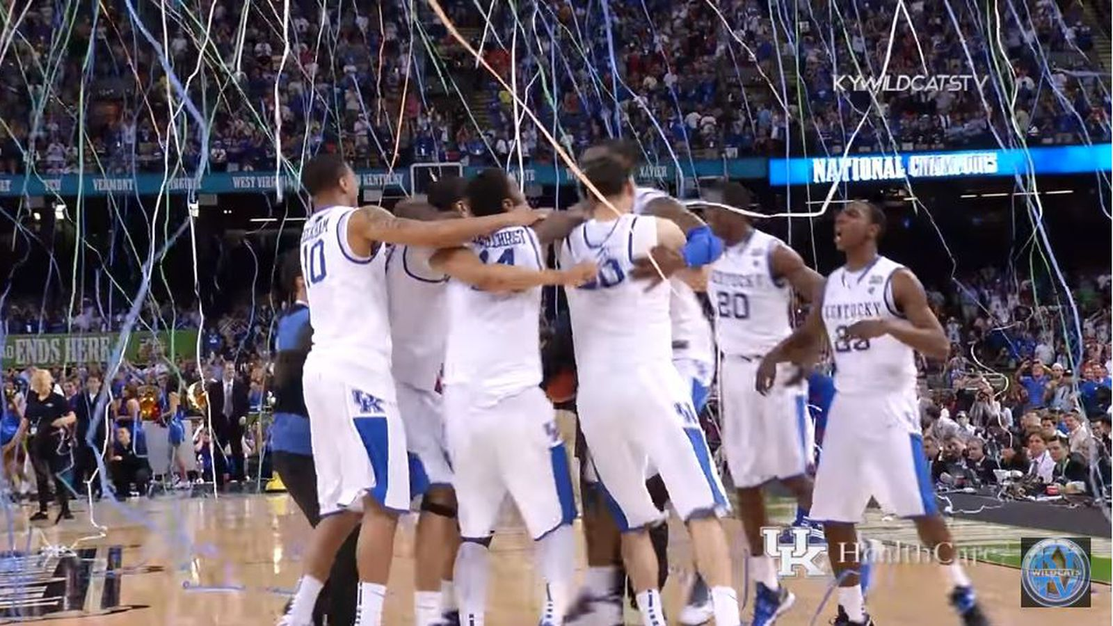 Uk Basketball 2016 17 Hype Video: UK Posts Big Blue Nation Hype Video And It's Awesome