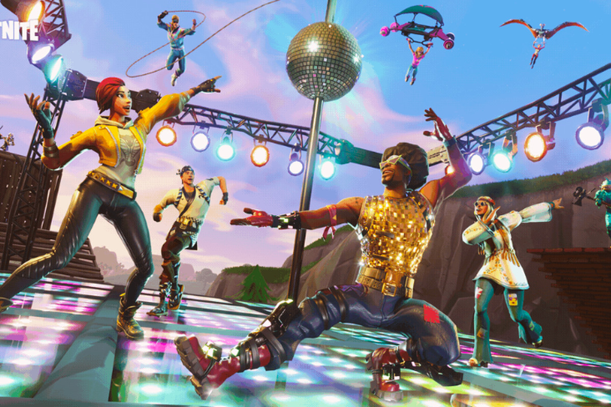fortnite s new mode makes you dance and kill to win - new dance on fortnite