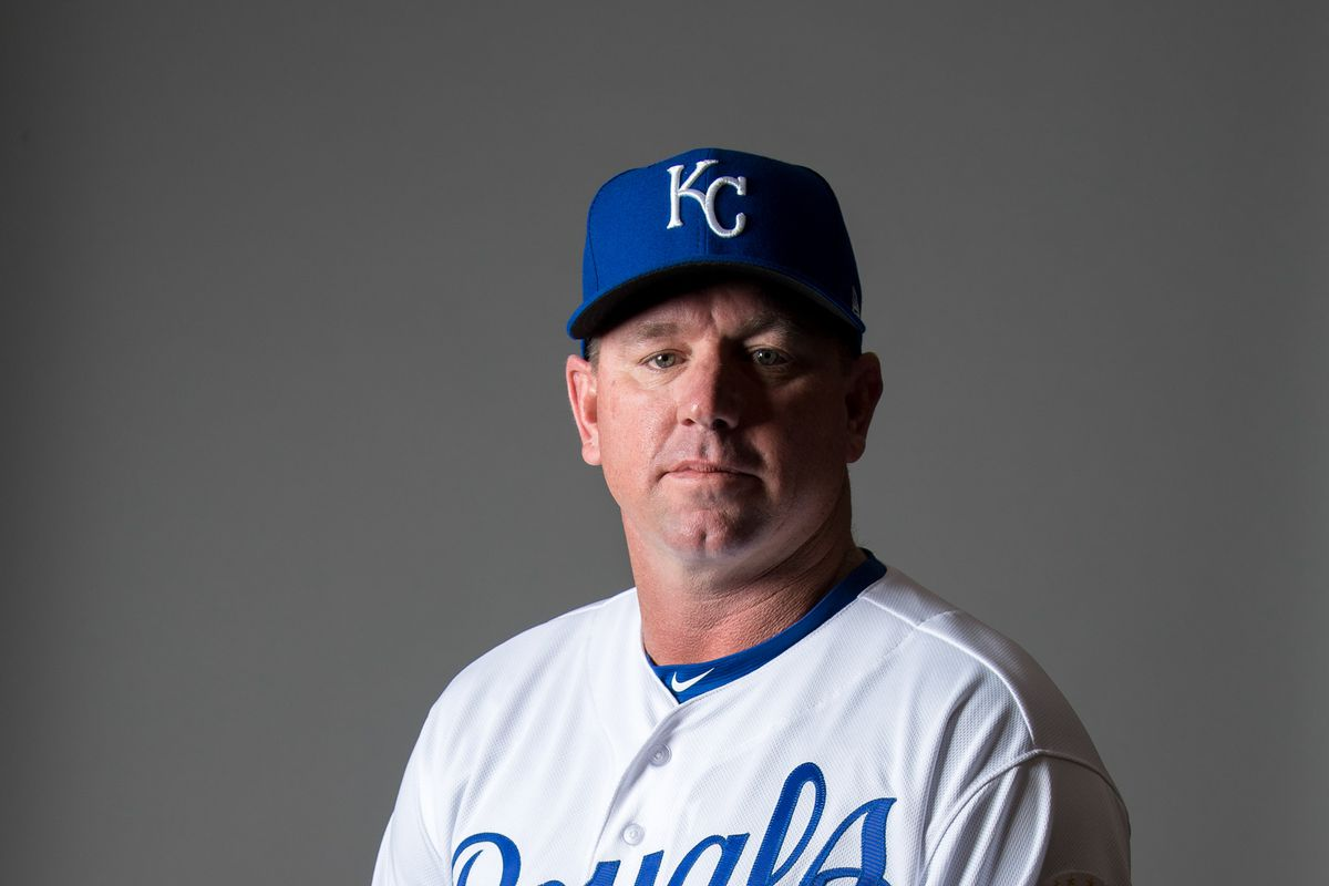 Royals interview Vance Wilson for managerial opening