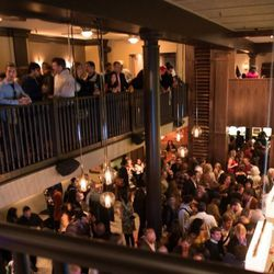 The after party at E&O