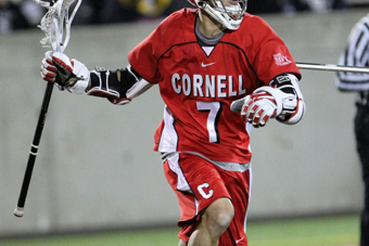 This is David Lau..Cornell opponents, be prepared