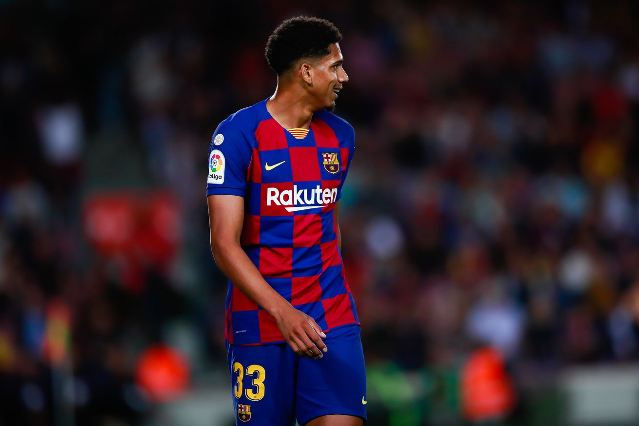 Araujo says red card did not spoil Barcelona debut