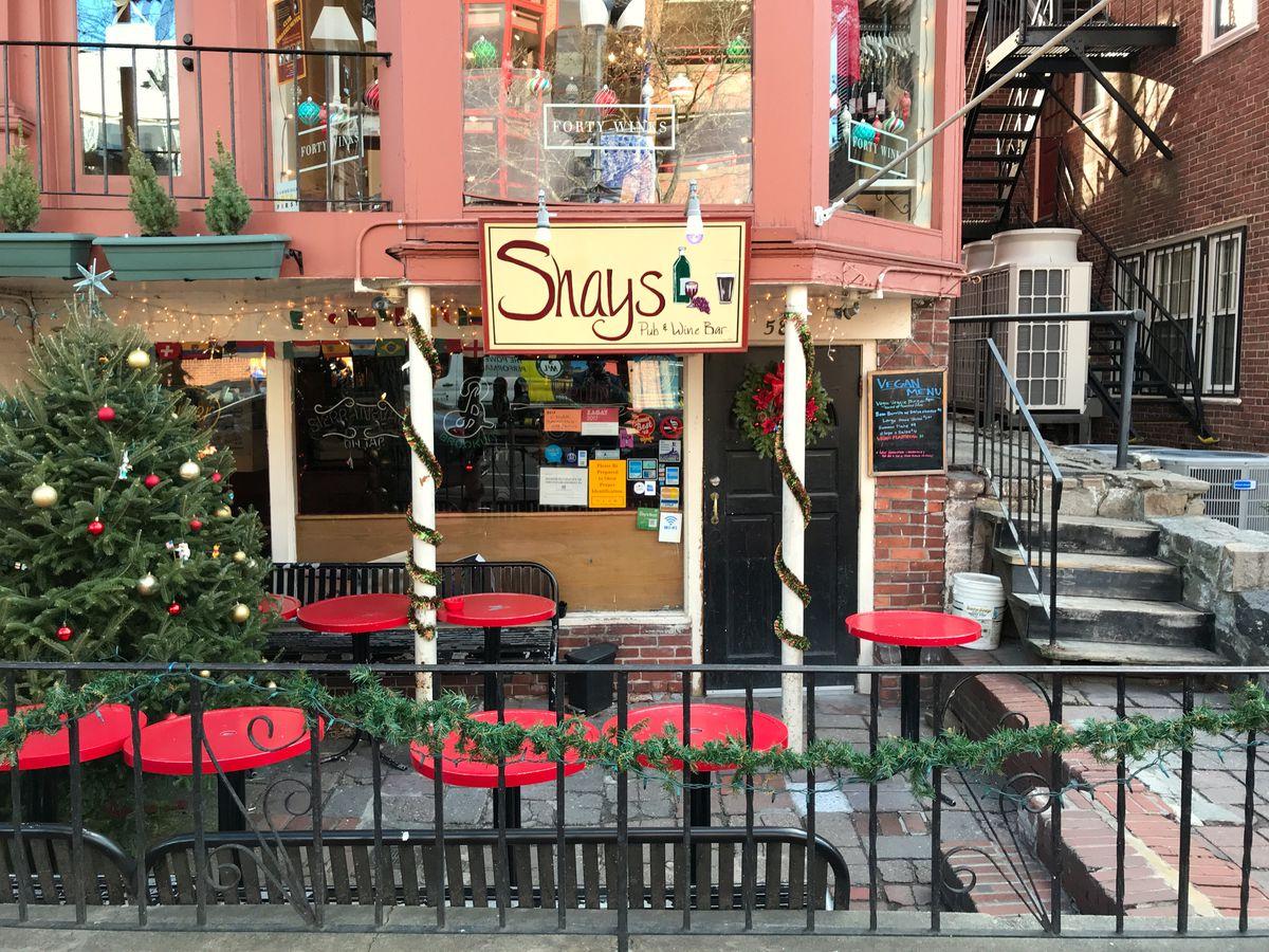 Shay's Harvard Square