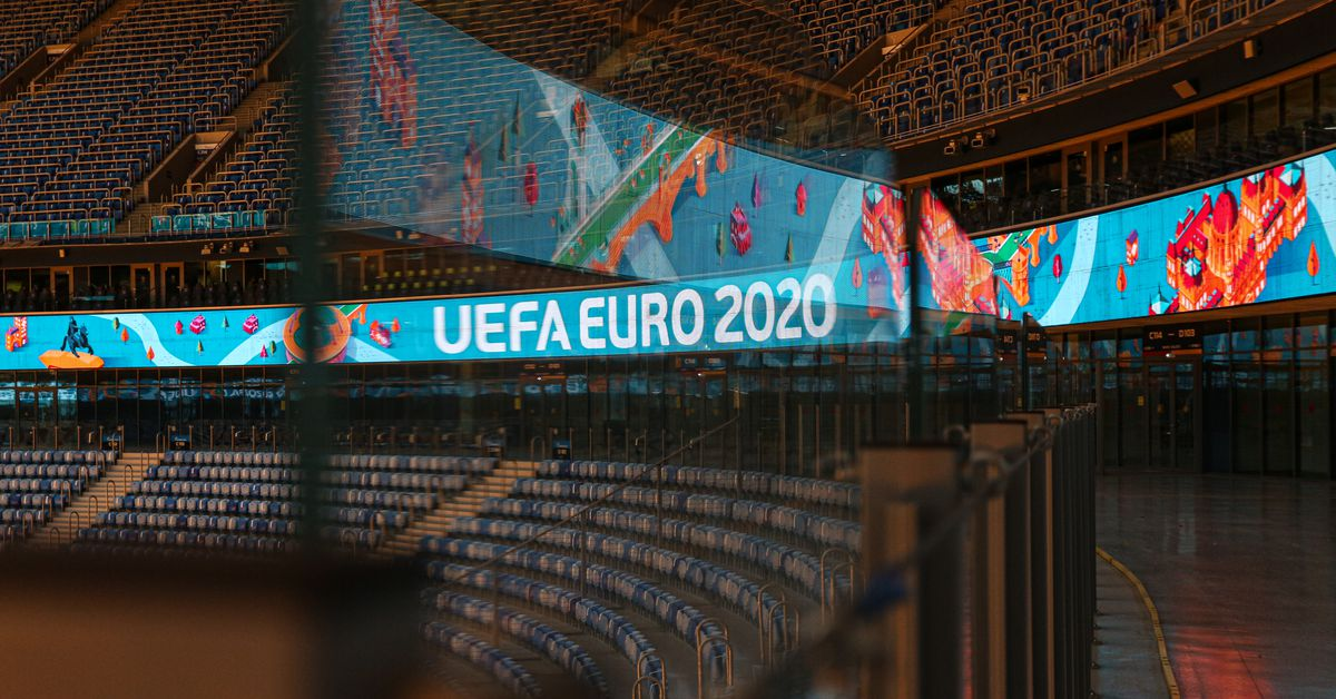 Complete schedule for Euro 2021 from group stages through Final