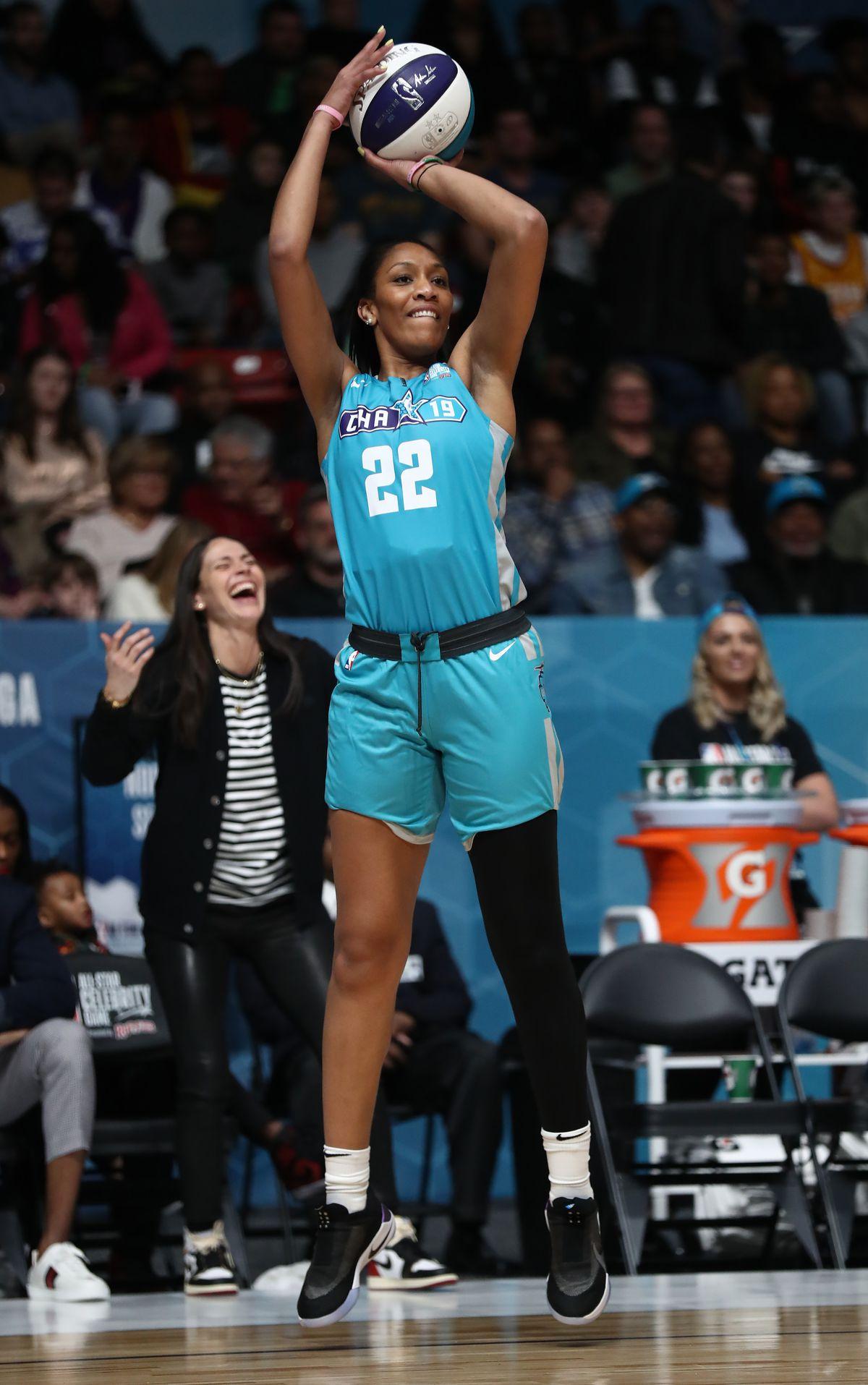2019 NBA All-Star Celebrity Game