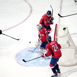 Holtby Stops Paille