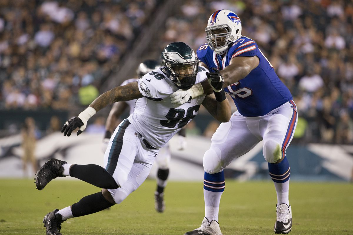 246b6a6d448 Eagles-Bills PFF Grades: Derek Barnett among Philadelphia's top five players