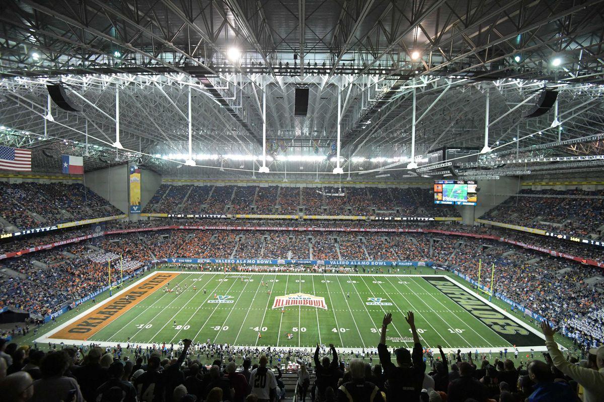 NCAA Football: Alamo Bowl-Oklahoma State vs Colorado