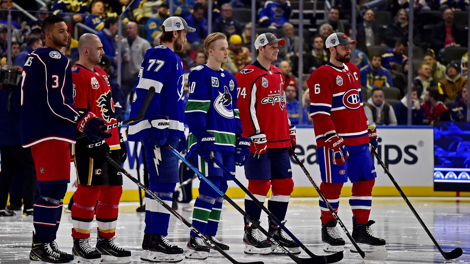 Let S Rank Every Jersey Worn In The 2019 2020 Nhl Season The Cannon