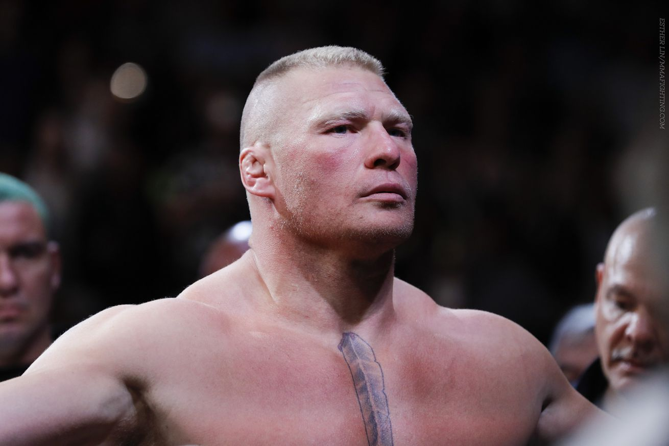 Brock Lesnar responds to Jon Jones callout: 'Be careful what you wish for'