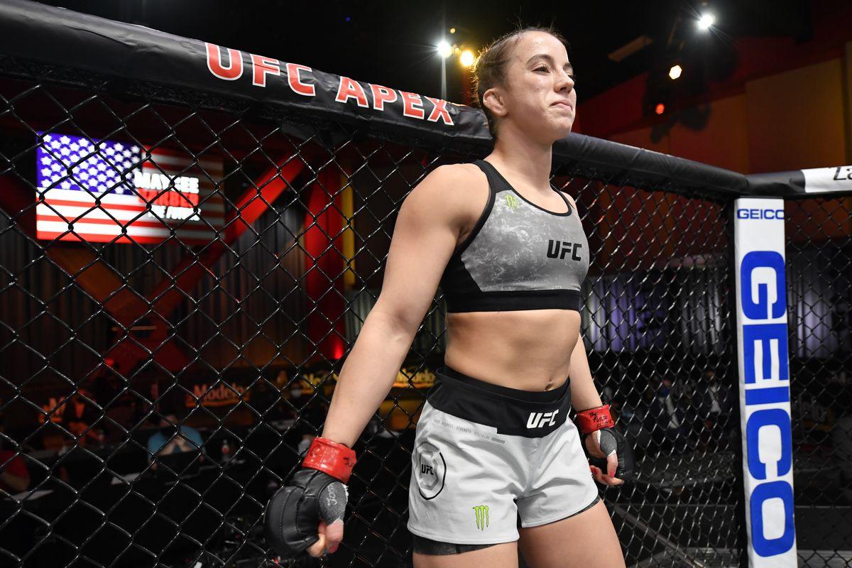 UFC 258: Maycee Barber v Alexa Grasso