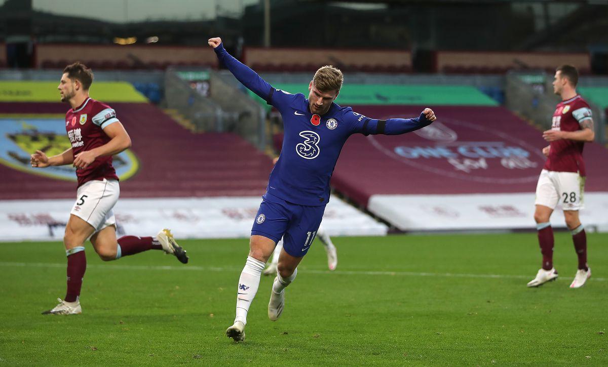 Burnley v Chelsea - Premier League - Turf Moor