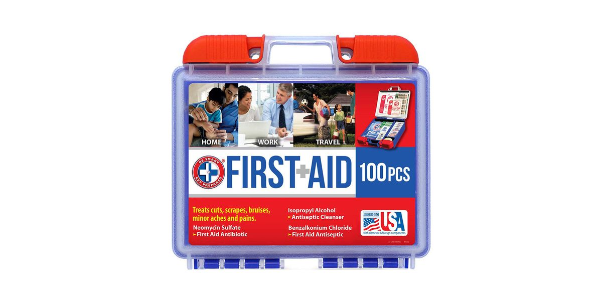 Be Smart First Aid Kit
