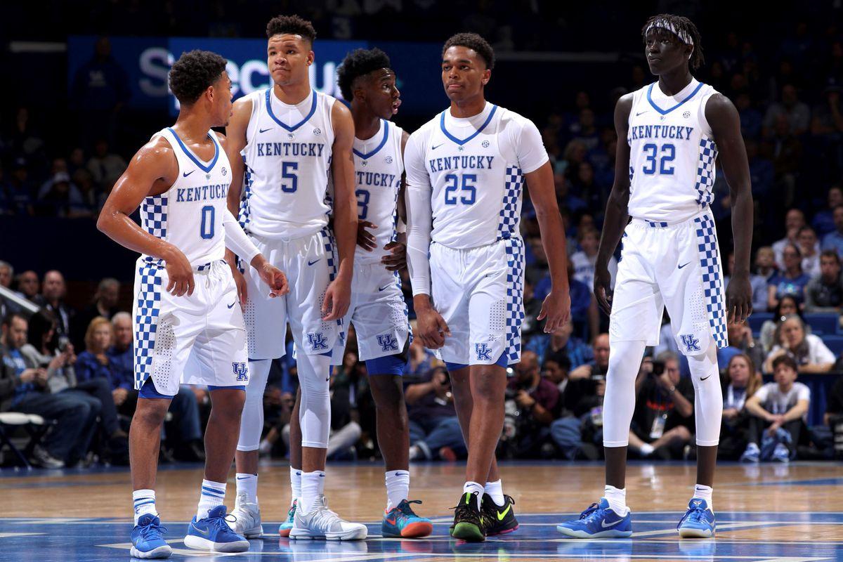 Uk Basketball: Kentucky Basketball Runs Past Thomas More: Highlights, Box