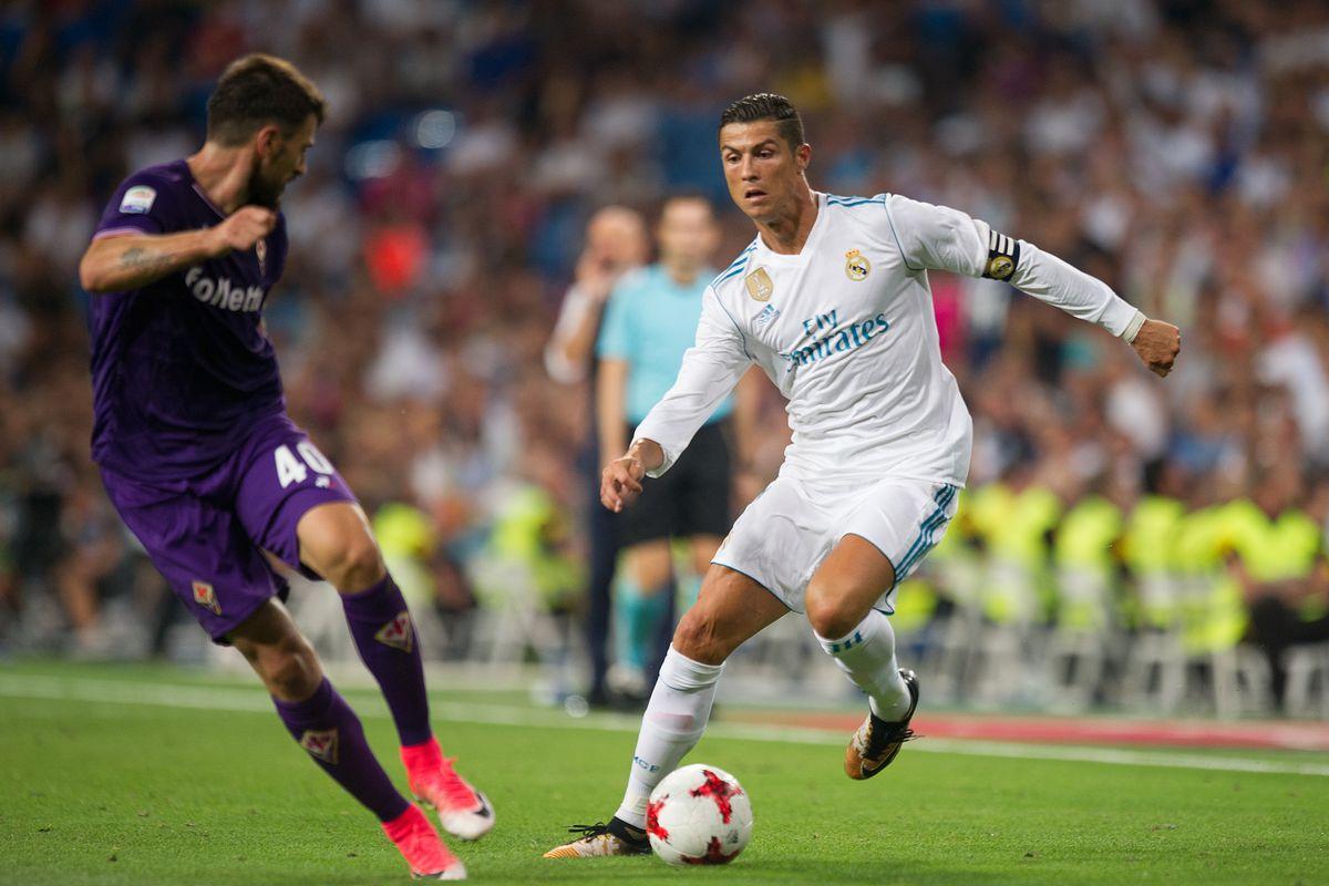 Real Madrid v Fiorentina