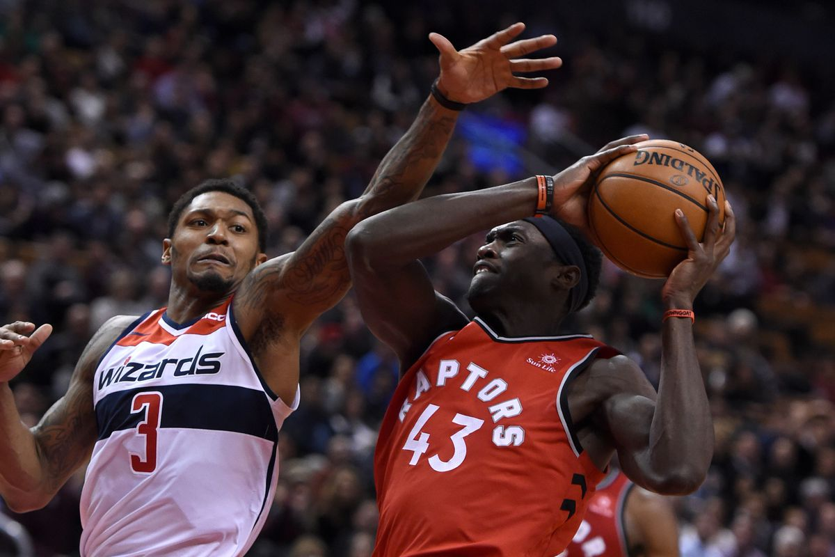 Five thoughts recap: Toronto Raptors 129, Washington Wizards 120, Pascal Siakam, Bradley Beal