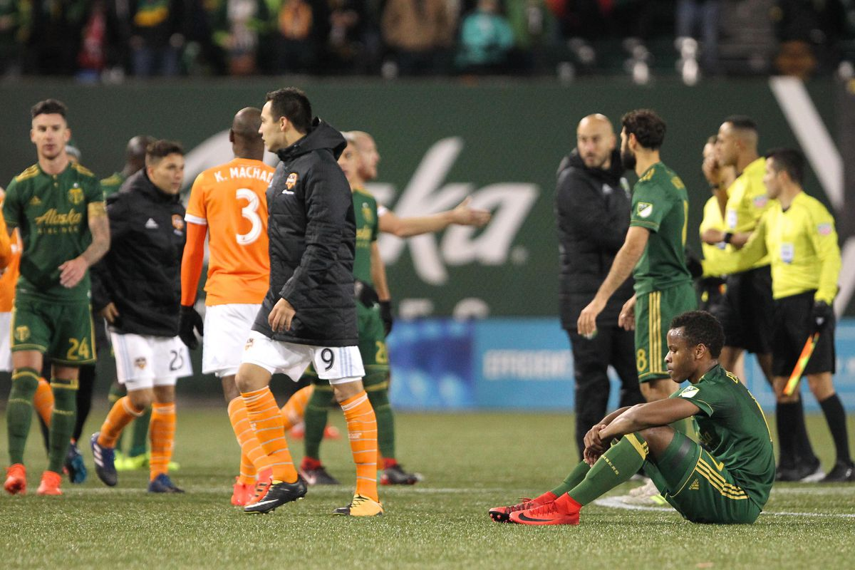MLS: Western Conference Semifinal-Houston Dynamo at Portland Timbers