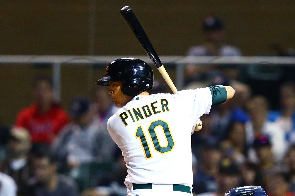 Three of Oakland's top four picks have already made Triple-A.