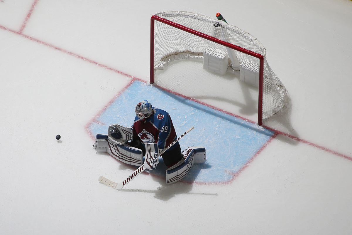 Philadelphia Flyers v Colorado Avalanche