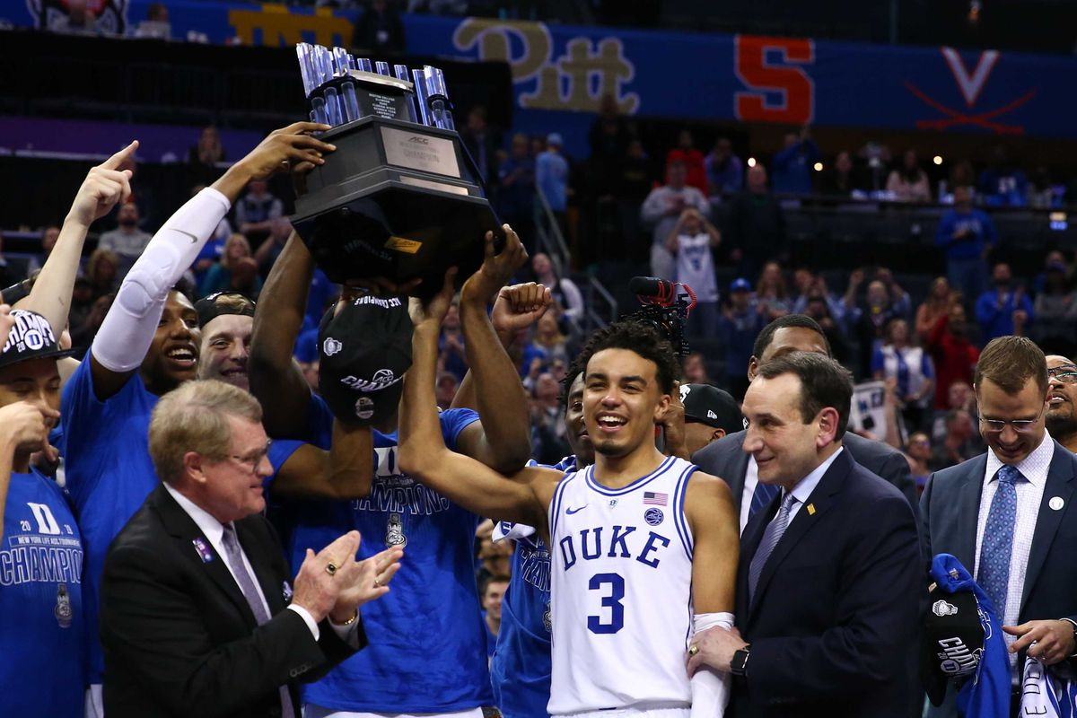 af79e4b5265 March Madness predictions 2019: Duke wins it all, Buffalo crashes the Final  Four
