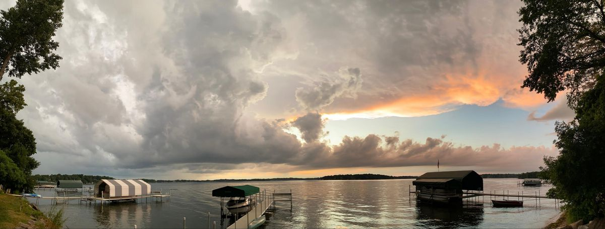 Torrential Rains and Tornadoes Give Way to a Saturday Hot Front