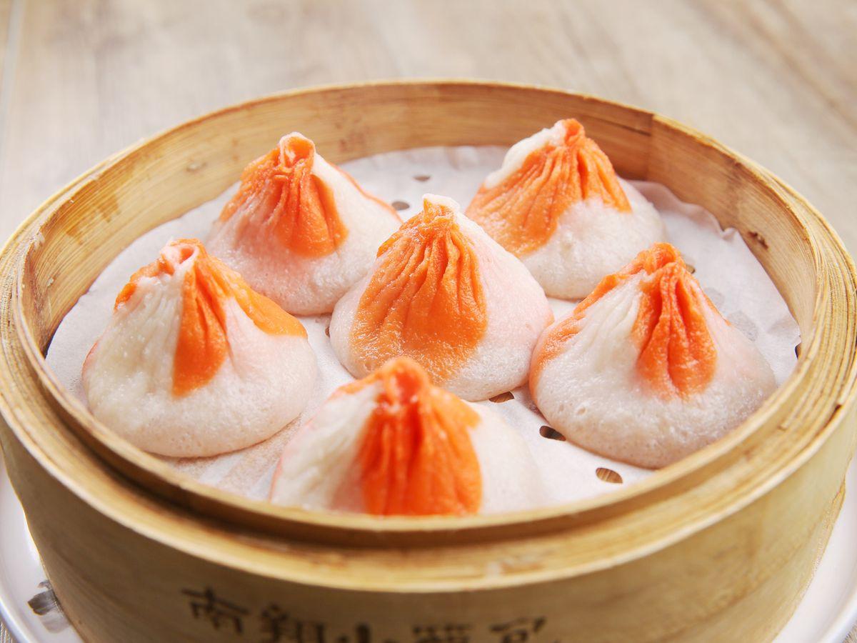 Xiao Long bao from Nan Xiang Xiao Long Bao